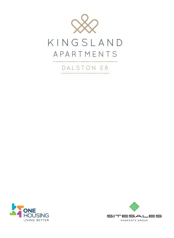 Kingsland brochure